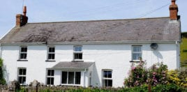 Lower Pitton Farmhouse, Rhossili, Gower Peninsula