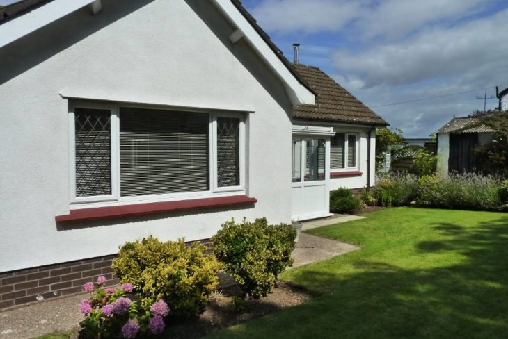 Applecroft self-catering holiday cottage, Llanmadoc, Gower