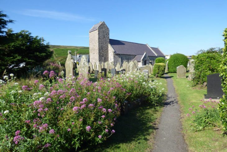 St Mary's Church Rhossili