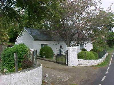 Burry Cottage, self-catering accommodation Burry, Gower
