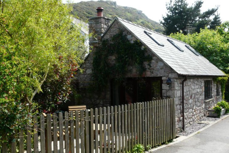 Little Hill End Barn, Llangennith, Gower